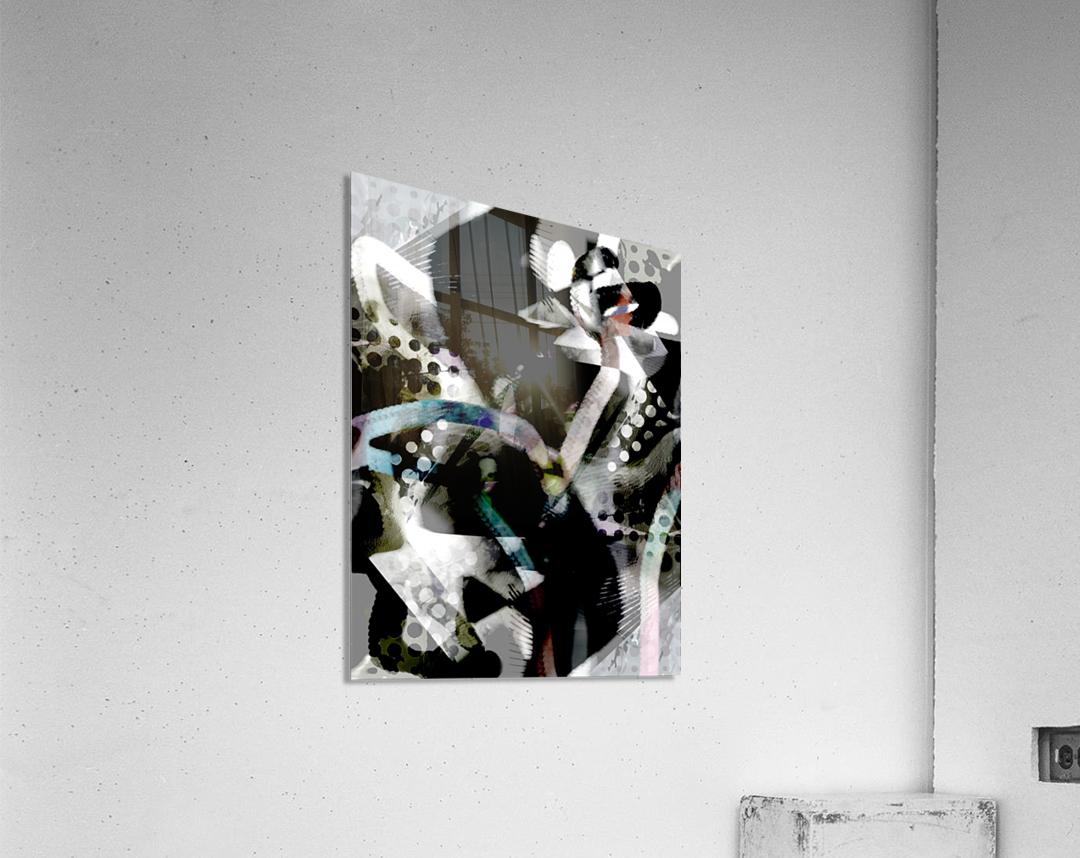 j A Z U  Acrylic Print