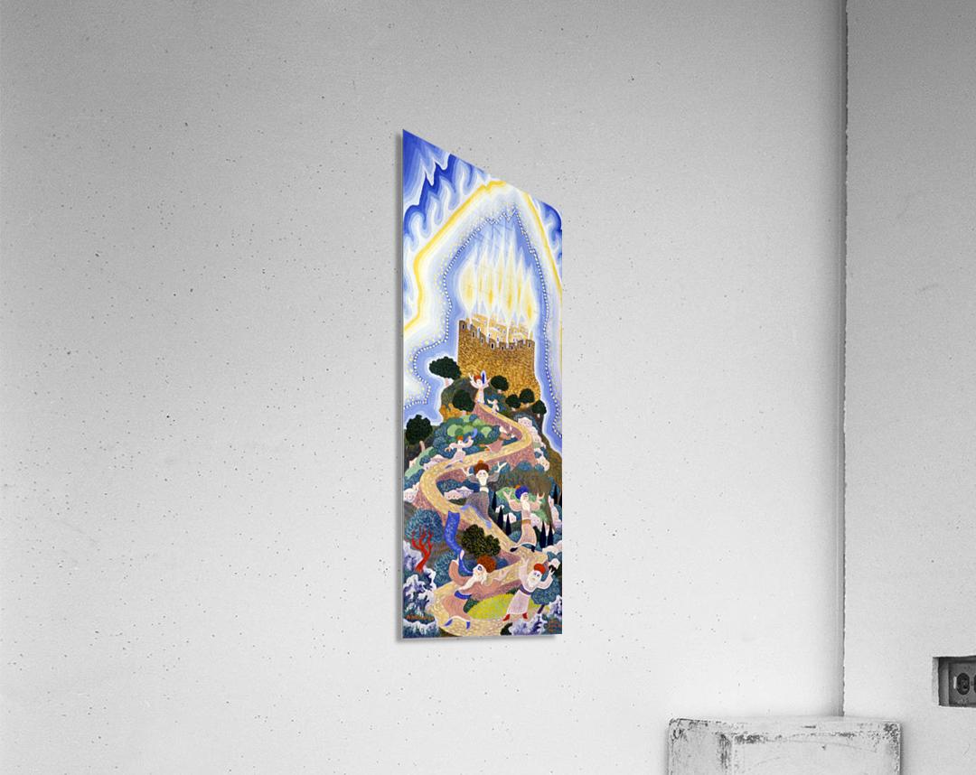 1987 027  Acrylic Print