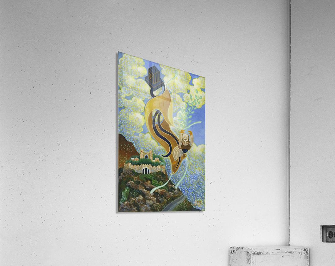 1988 01  Acrylic Print