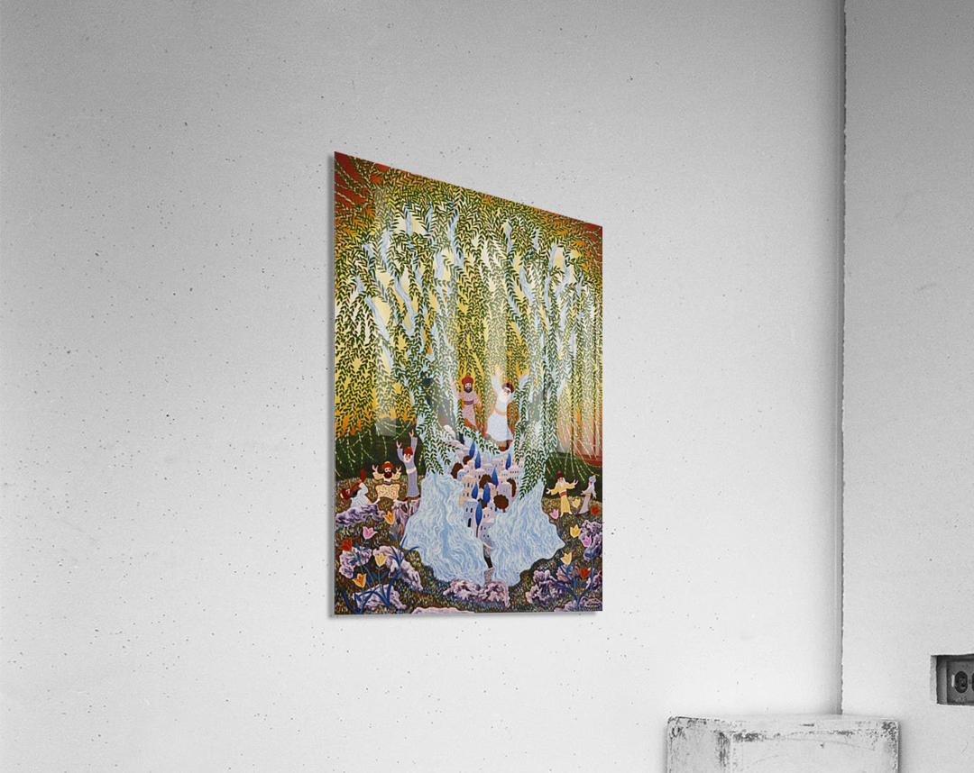 1987 024  Acrylic Print