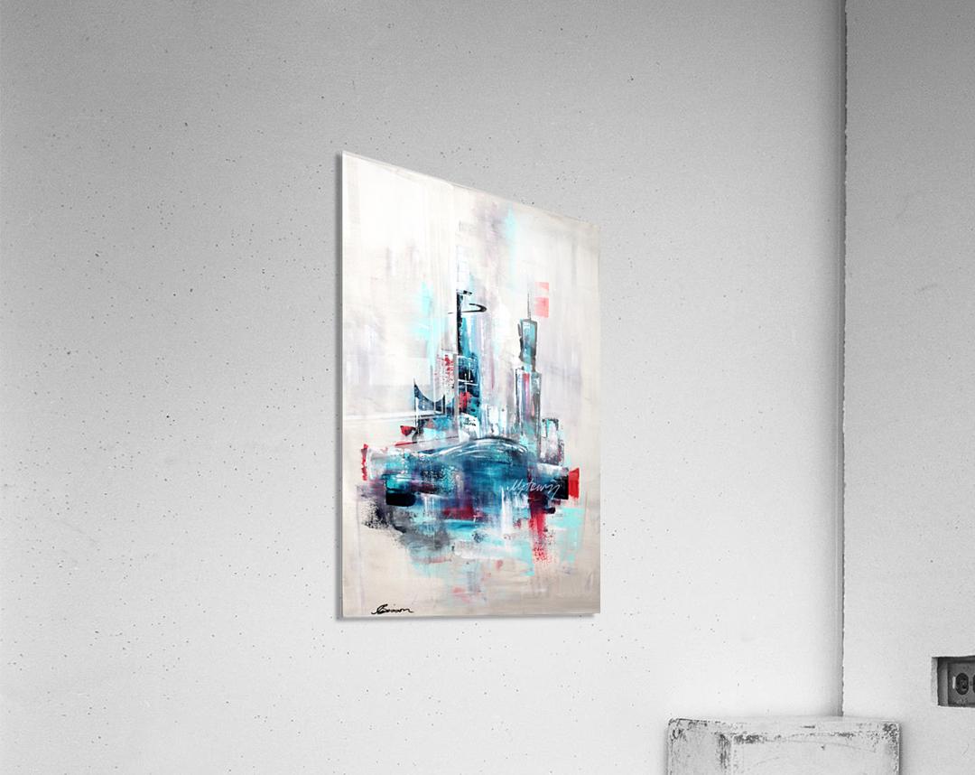 Uptown XVIII  Acrylic Print