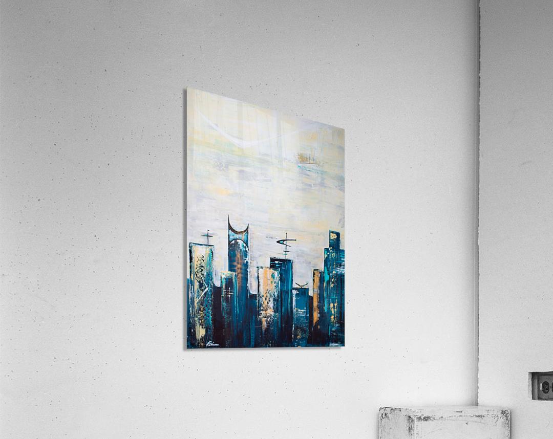 Uptown IX   Acrylic Print