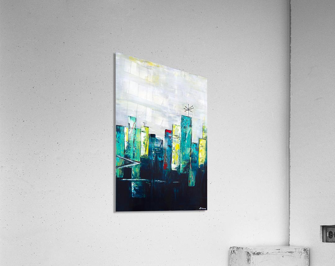 Uptown XVII  Acrylic Print