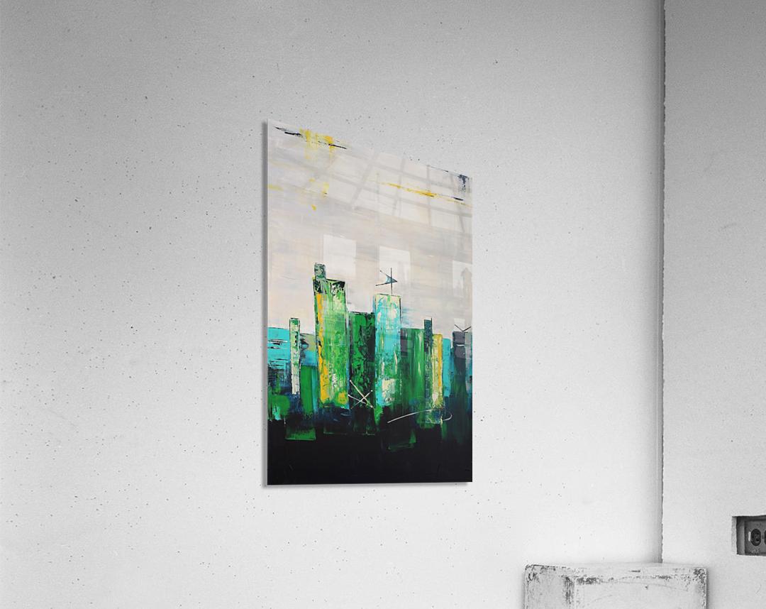 Uptown XIX  Acrylic Print