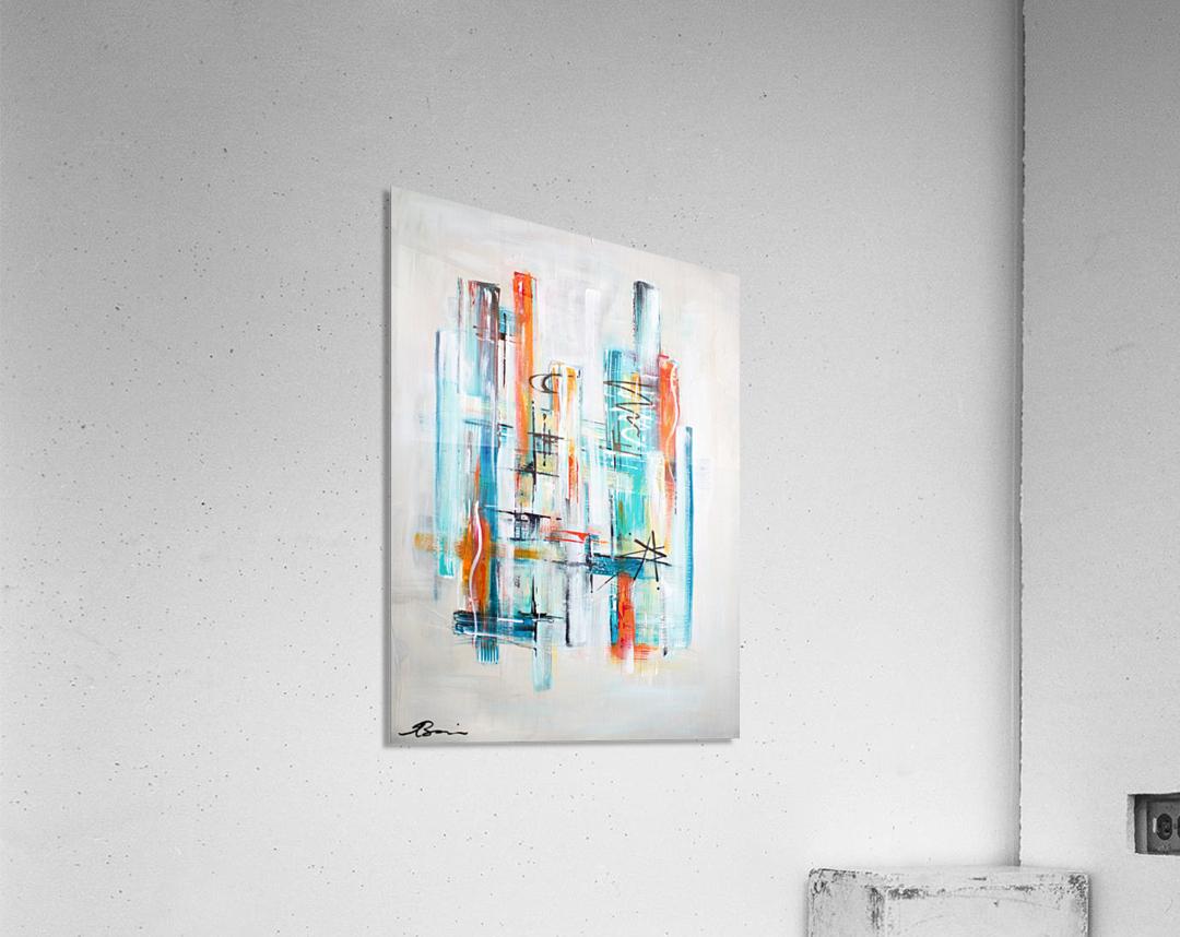Moondance  Acrylic Print
