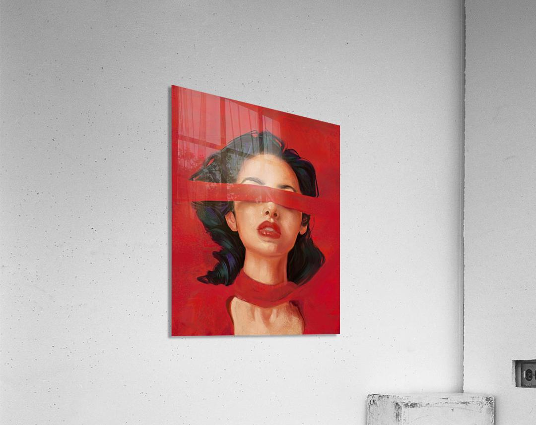 PicsArt_06 30 08.03.13  Acrylic Print