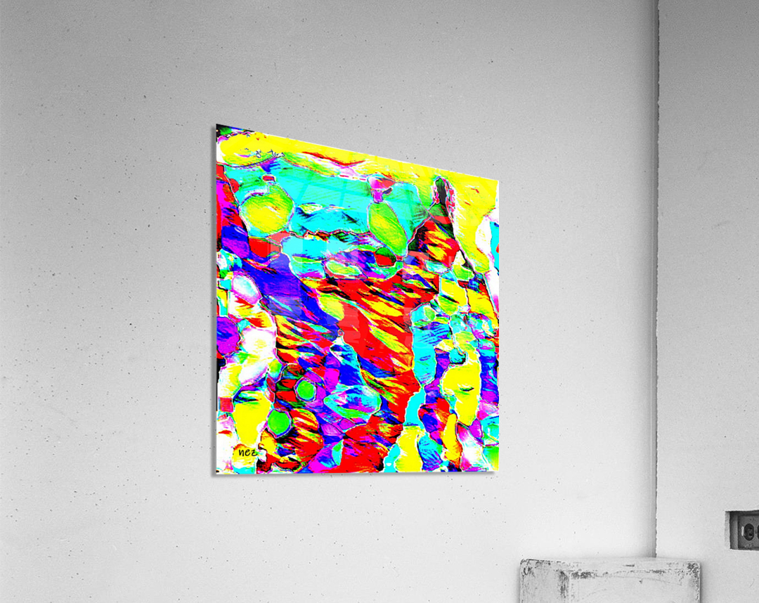 Awake at 2 AM  Acrylic Print