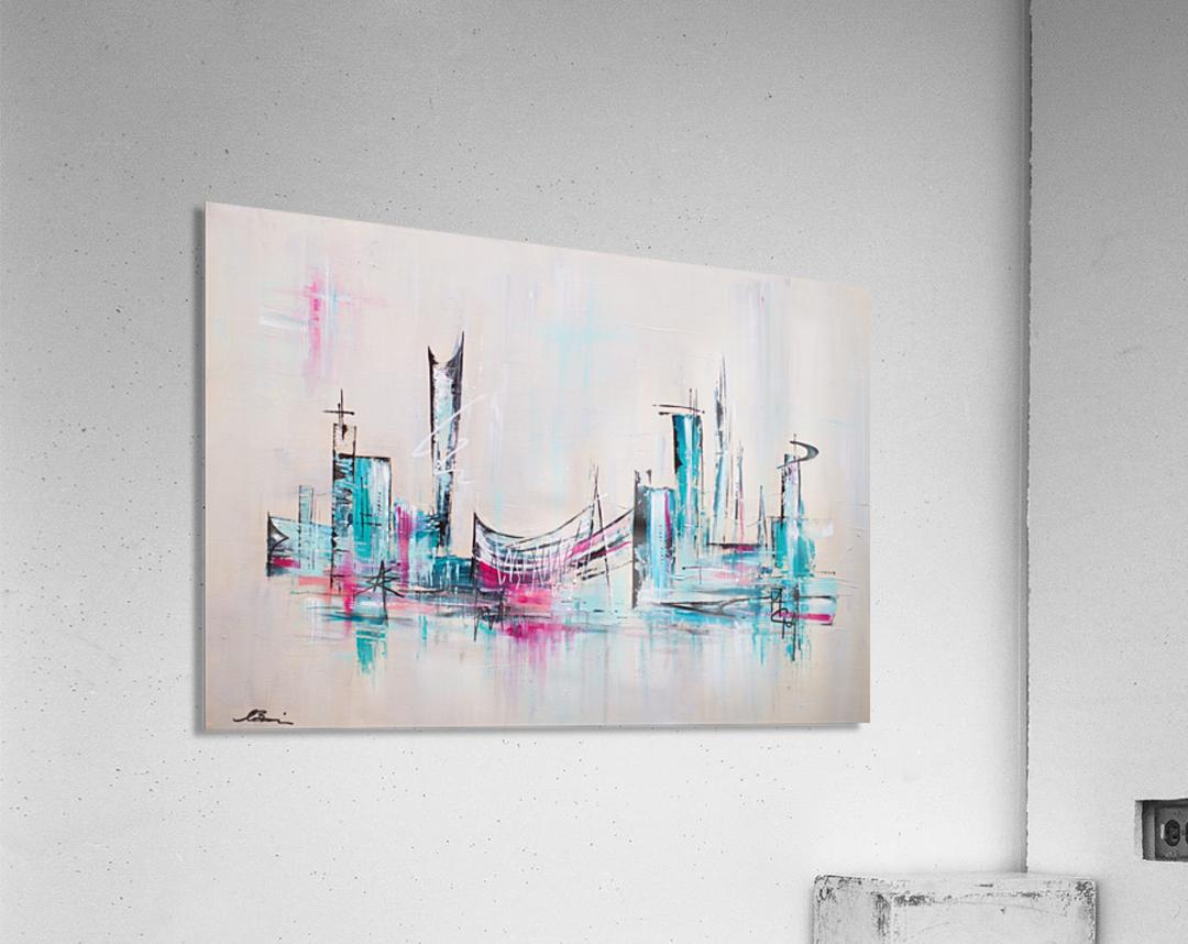 Uptown XXII  Acrylic Print