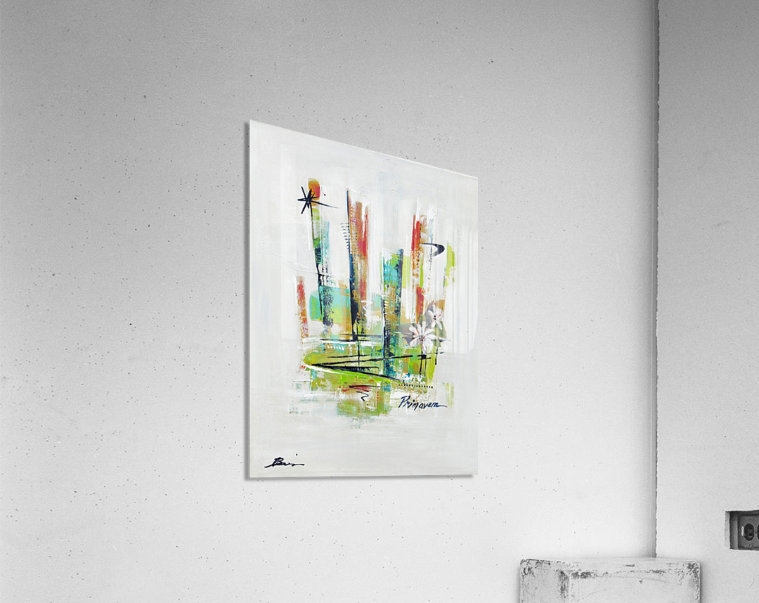 Primavera I  Acrylic Print