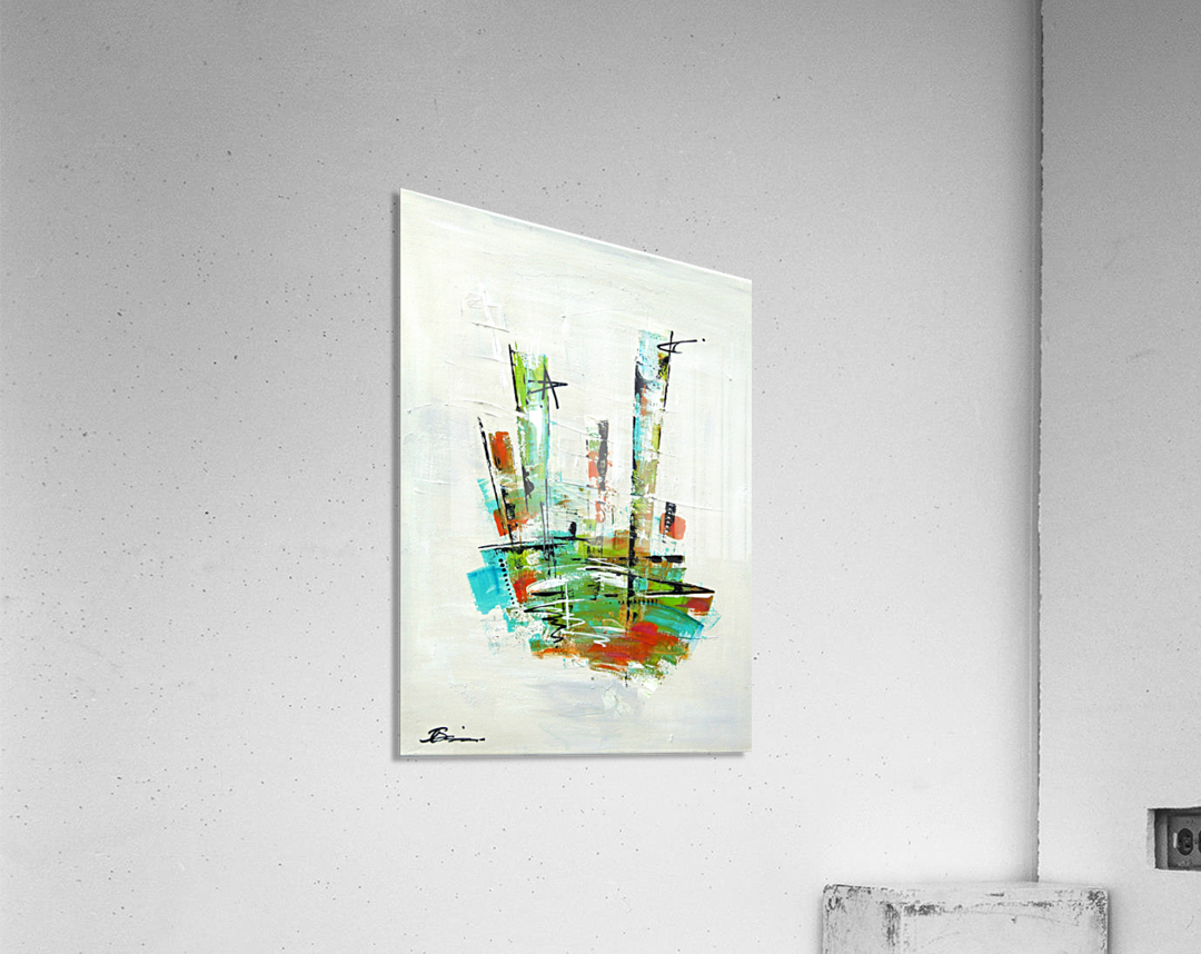 Primavera II  Acrylic Print