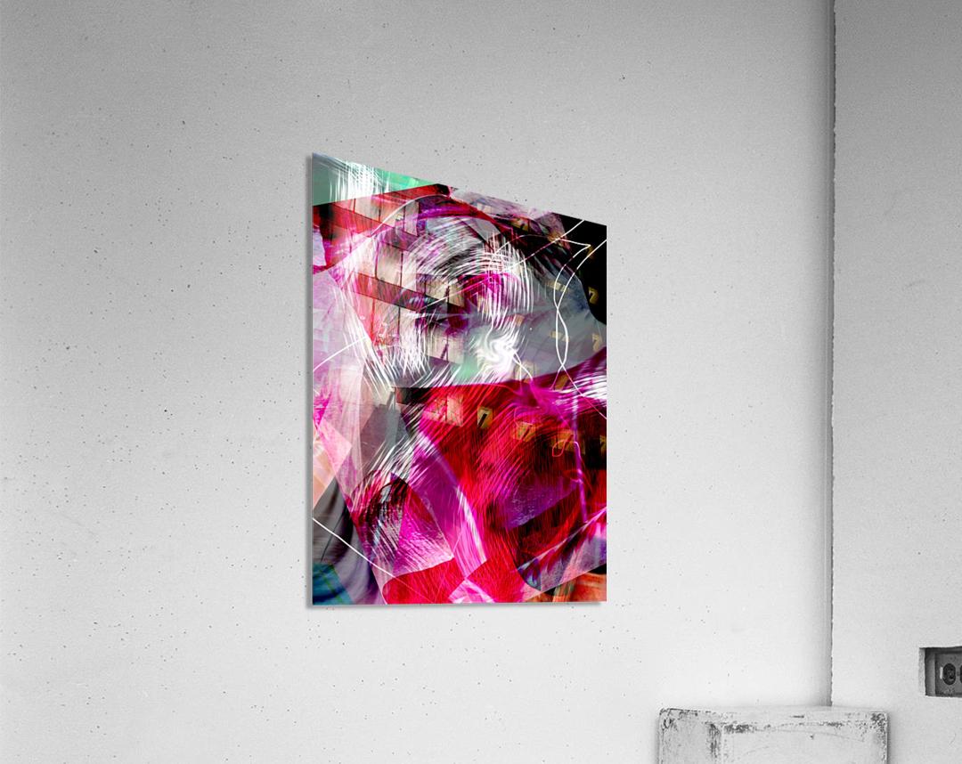 M A J A S A  Acrylic Print