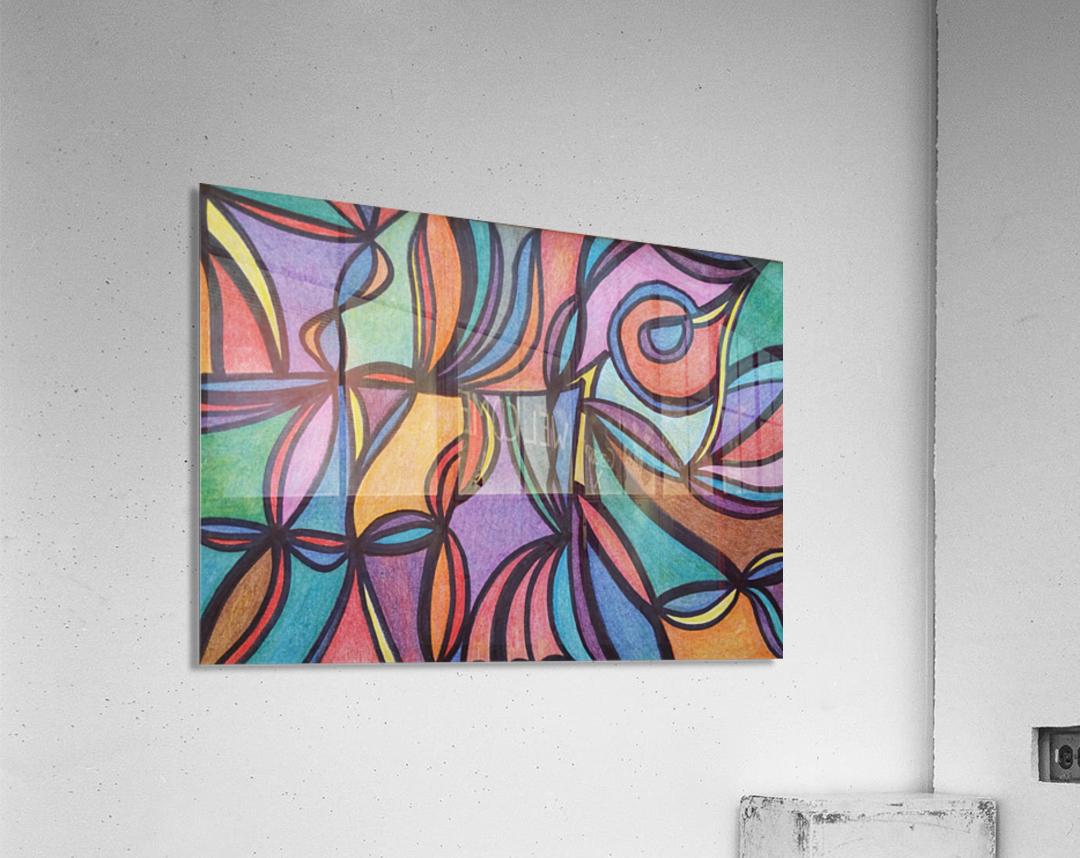Dathan   Acrylic Print
