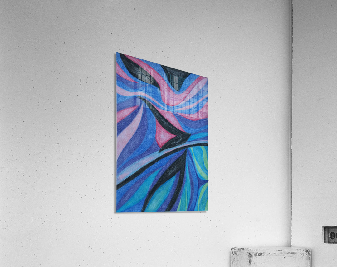 Boy or Girl  Acrylic Print