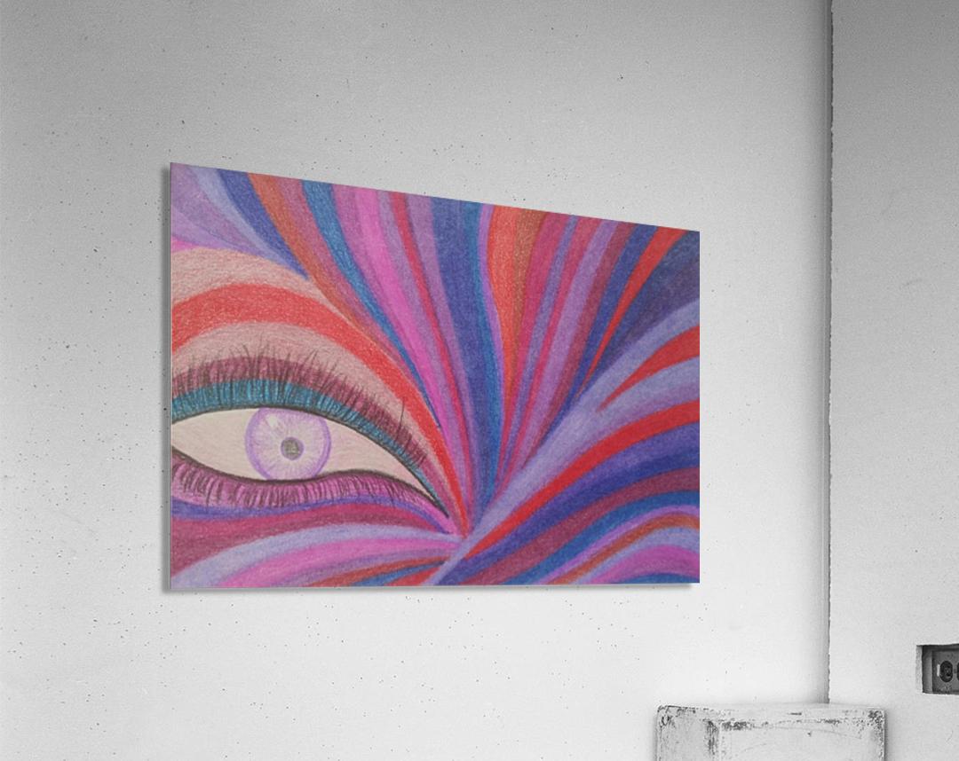Fairy Eye  Acrylic Print