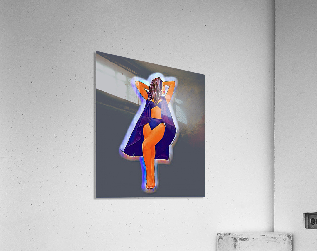 Pageant  Acrylic Print