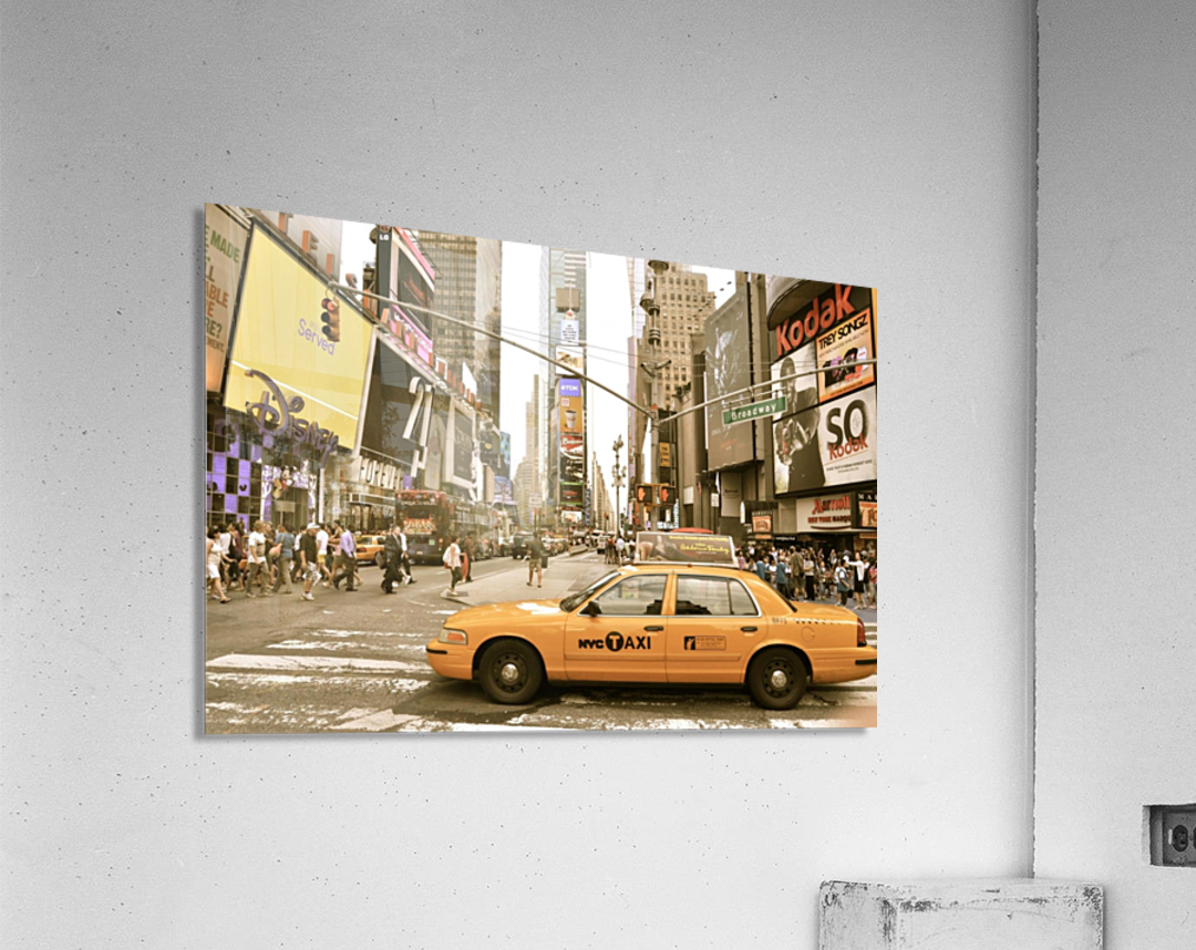 Newyork newyork  Acrylic Print