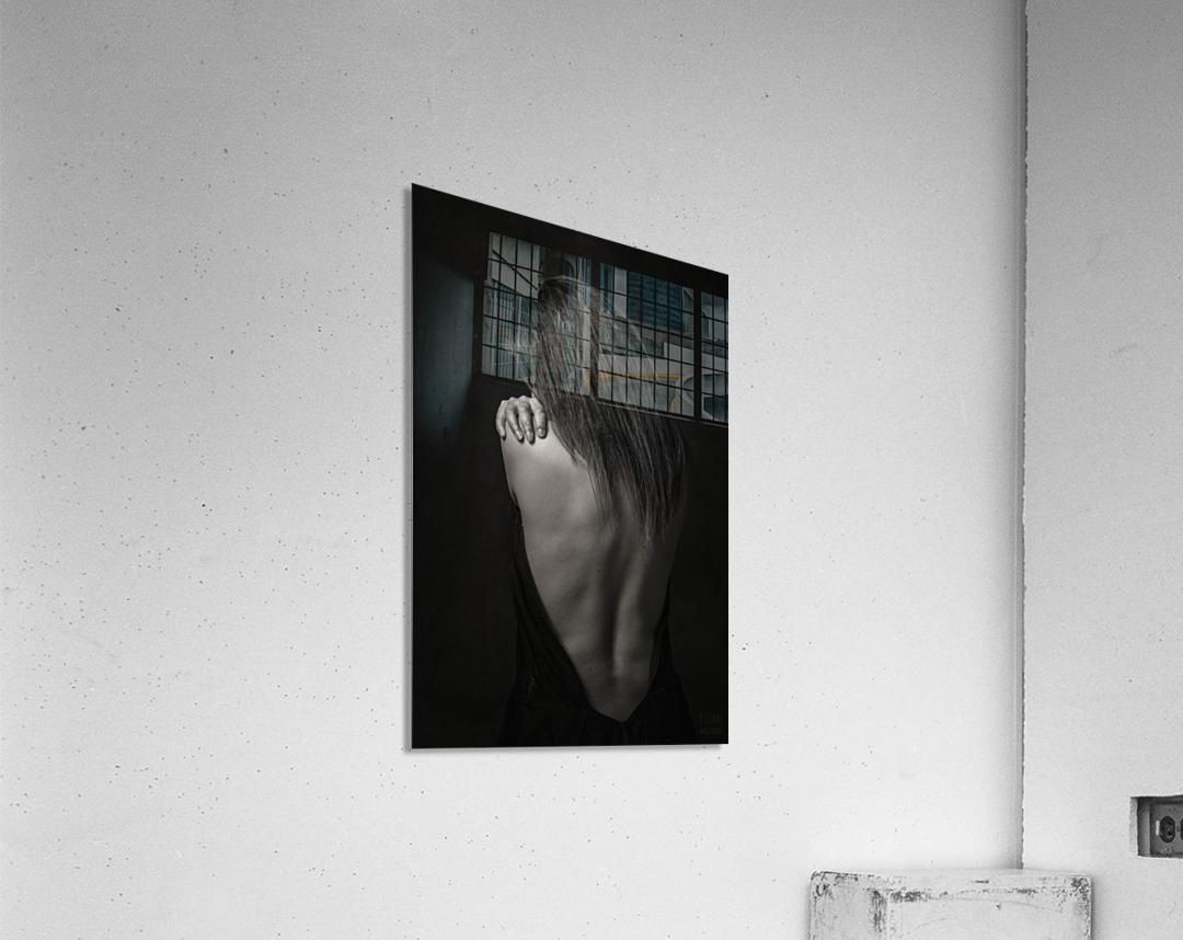Melany 1  Acrylic Print