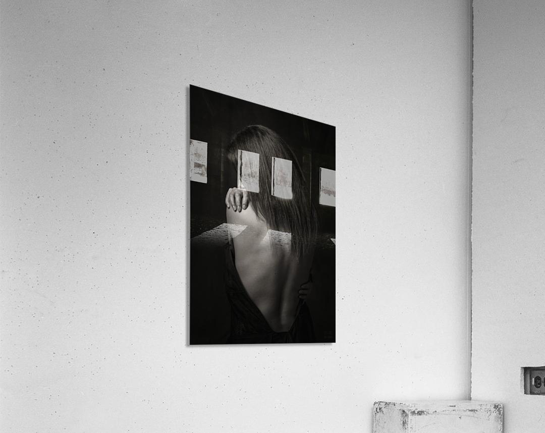 Melany 3  Acrylic Print