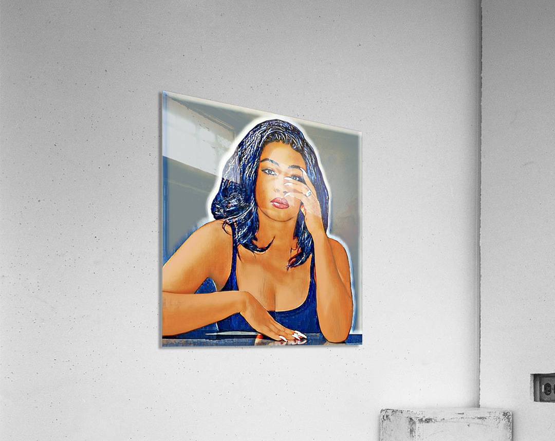 Validation  Acrylic Print