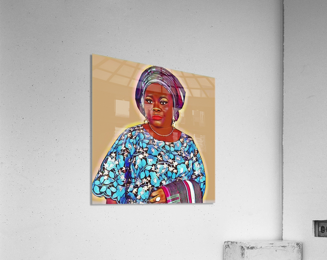Sholingaye  Acrylic Print