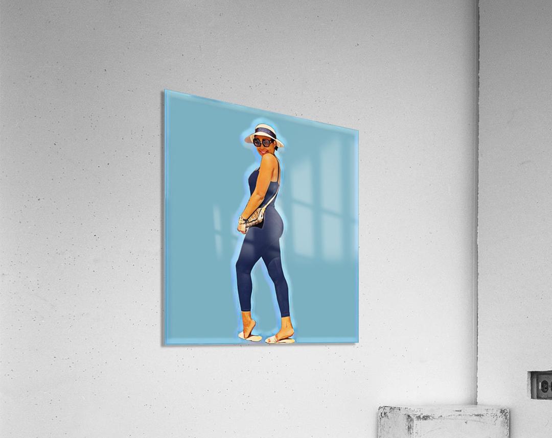 Survey  Acrylic Print
