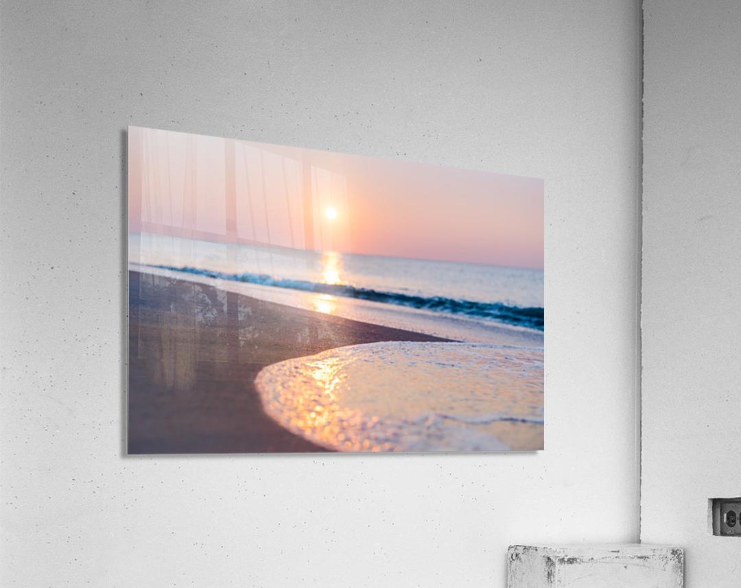 Seashore Bliss  Acrylic Print