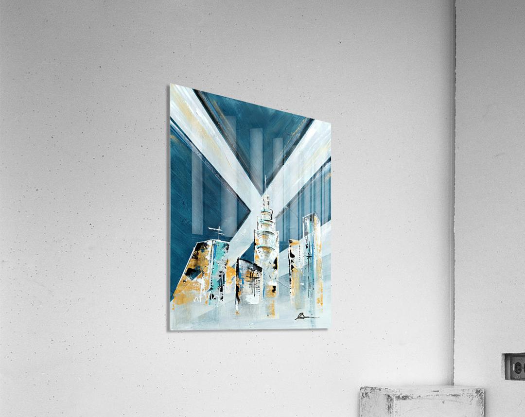 Metropolis III  Acrylic Print