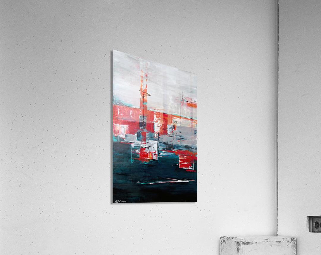Urban Alley I  Acrylic Print
