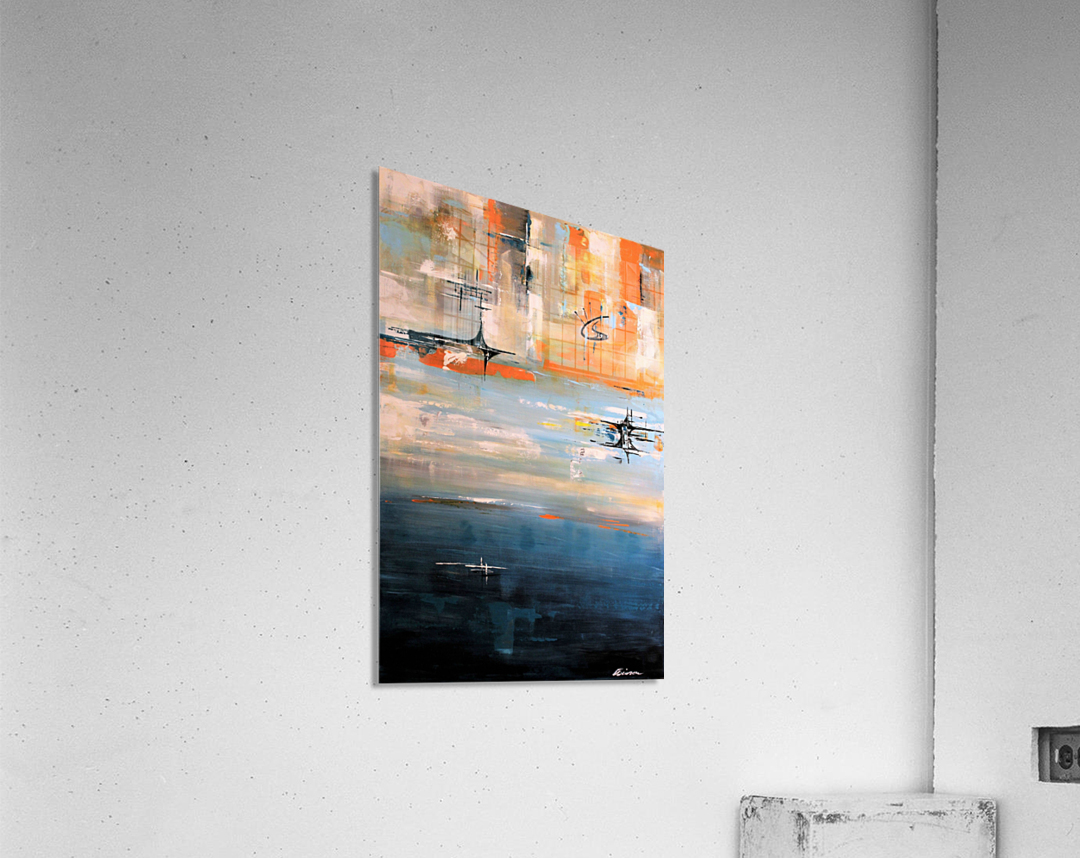 Its now or never IV  Acrylic Print