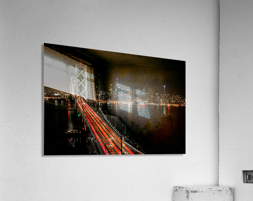 Sinner City  Acrylic Print