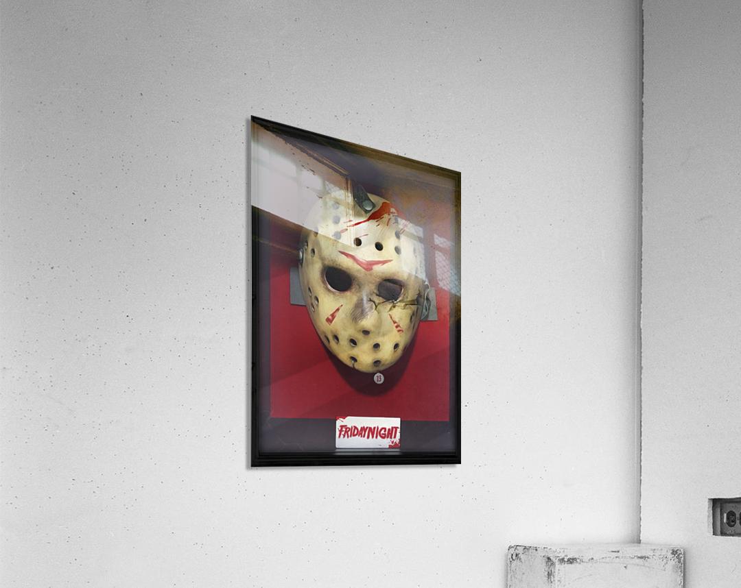 Jason  Acrylic Print