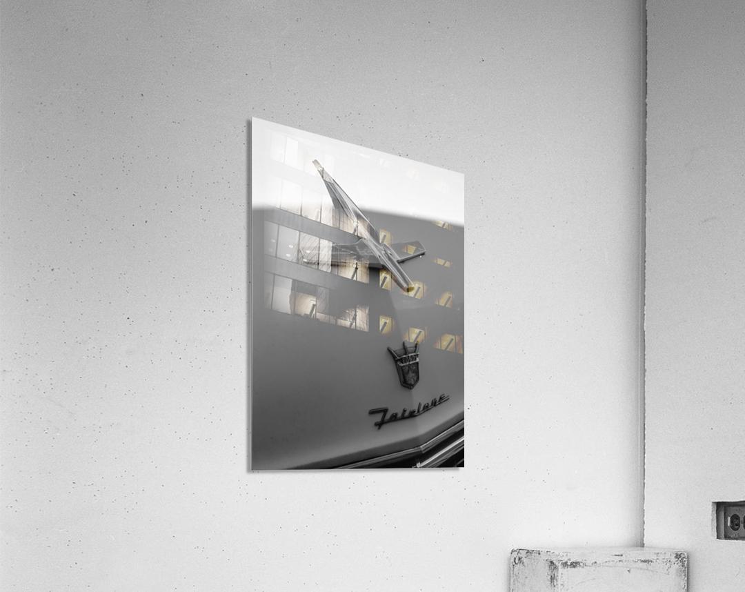 Fairlane in the Shade  Acrylic Print