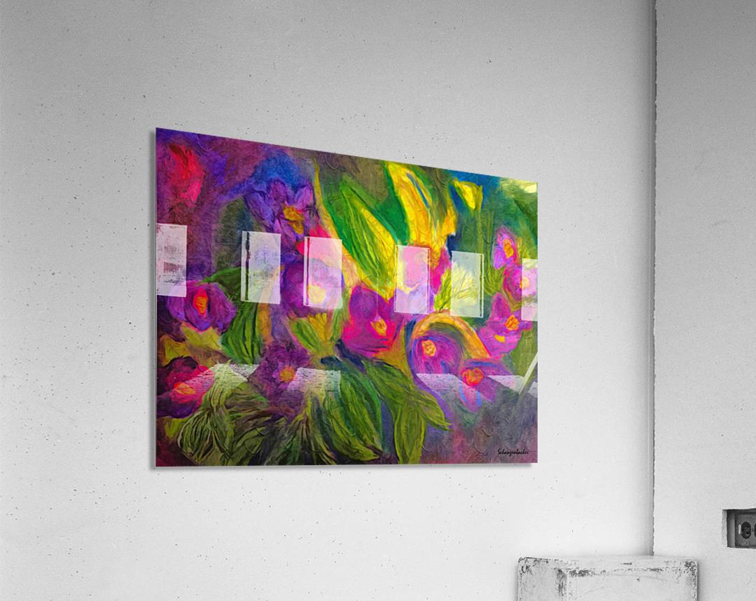 Purple Favorites  Acrylic Print