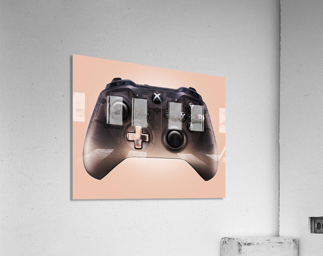 Gaming Controller v3  Acrylic Print
