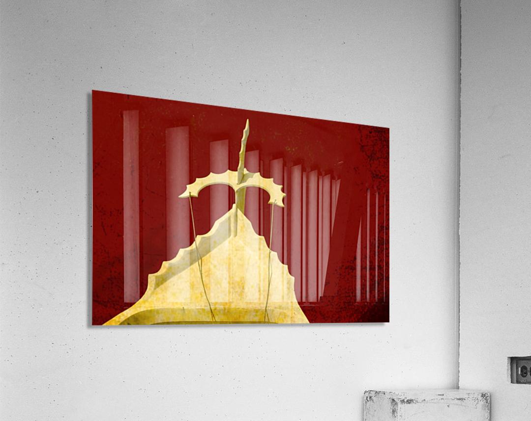 Boat - CXI   Acrylic Print
