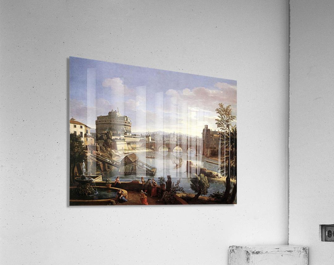 Castel Sant'Angelo  Acrylic Print