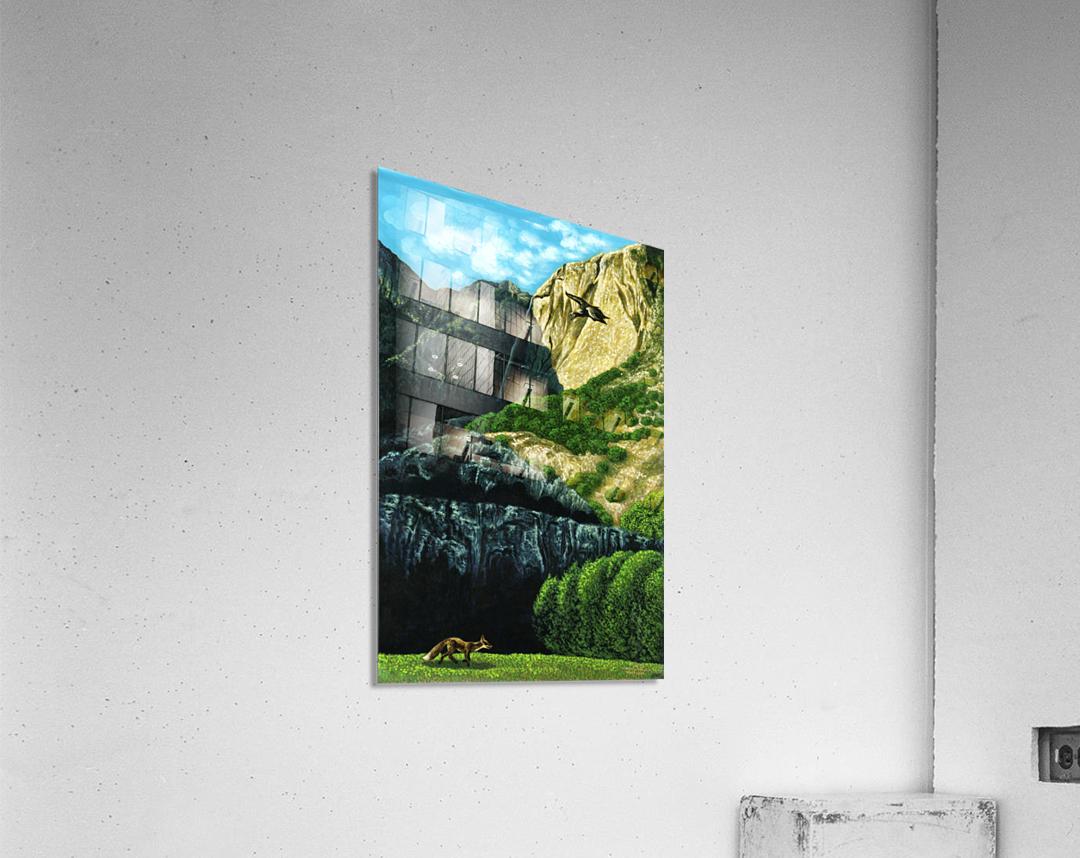 1988 010  Acrylic Print