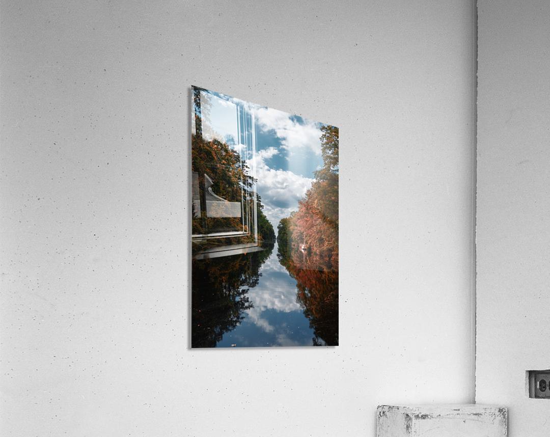 Vantage of the Inner Speaker  Acrylic Print