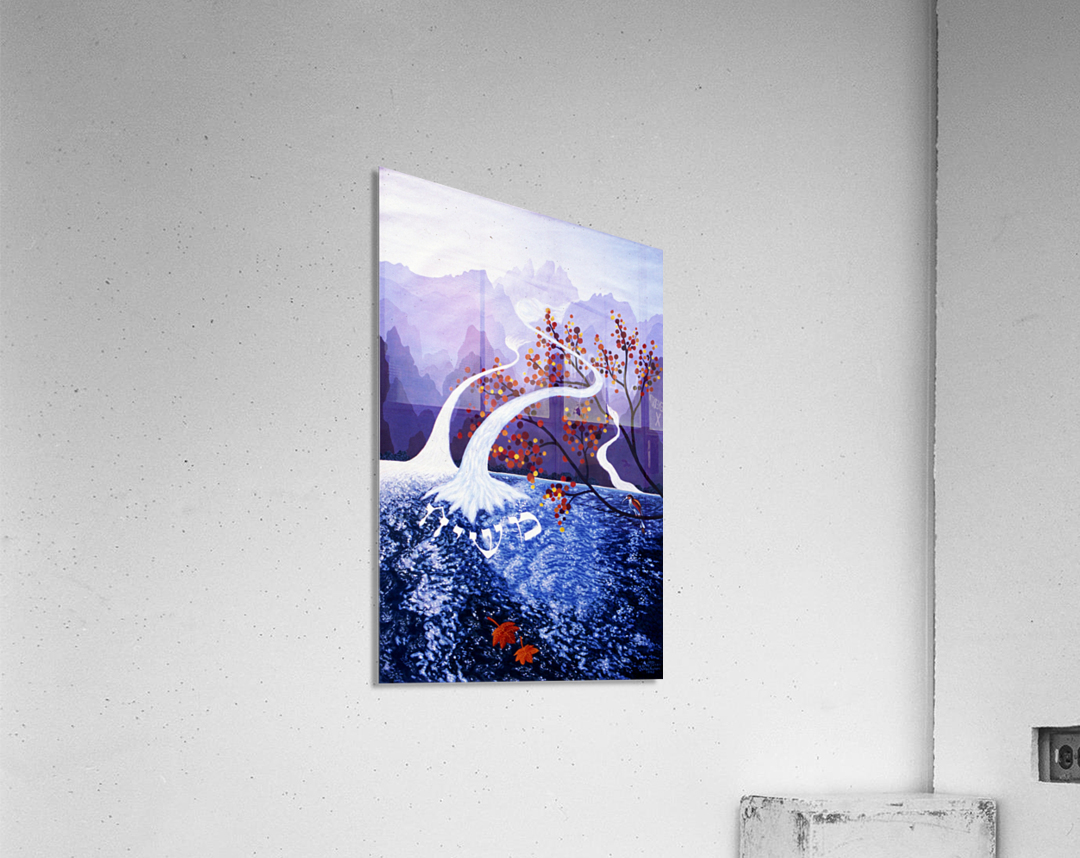 1990 030  Acrylic Print