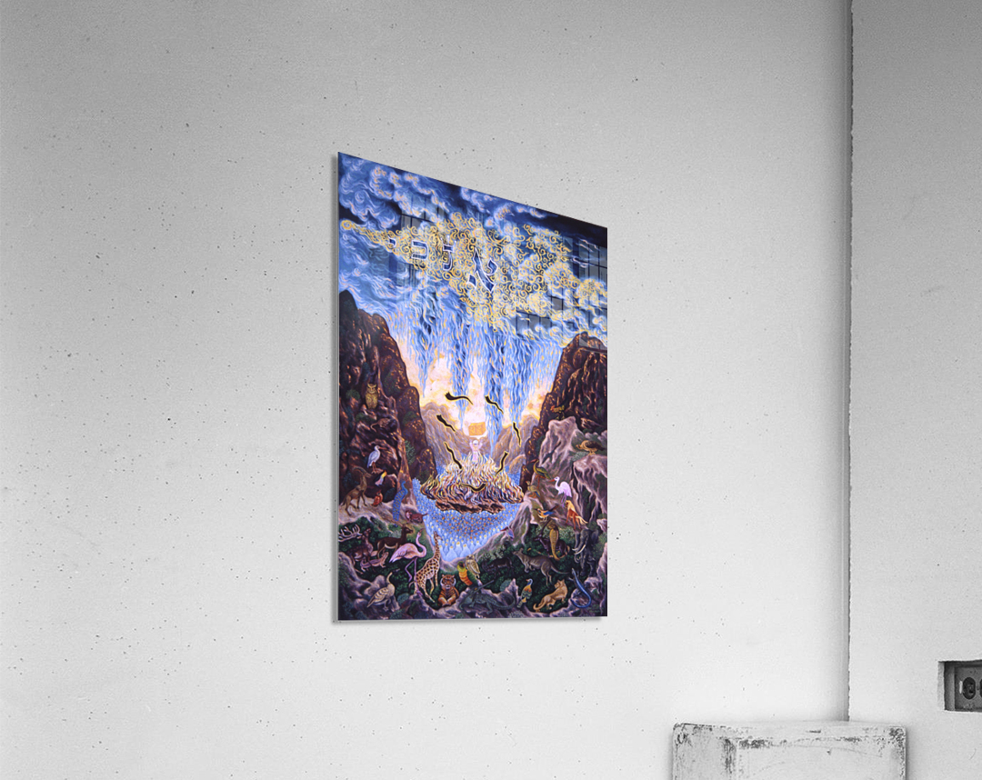 1990 028  Acrylic Print