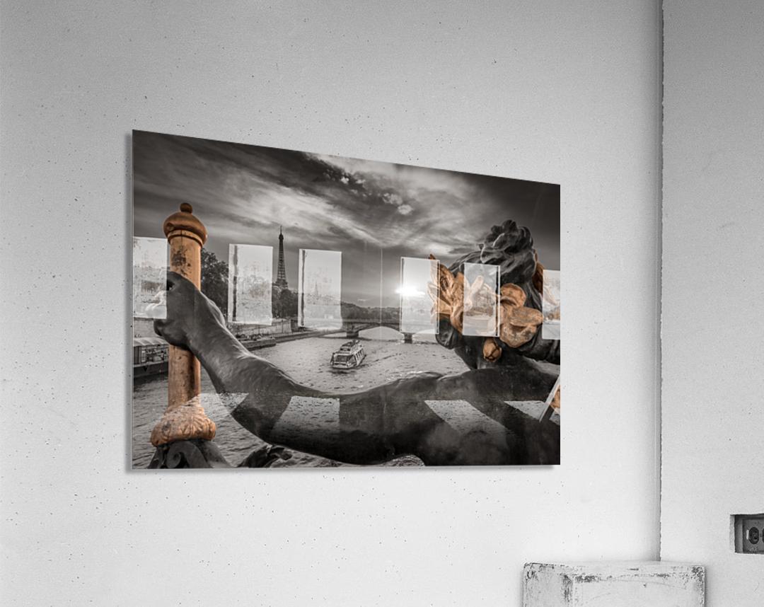 dh00001  Impression acrylique