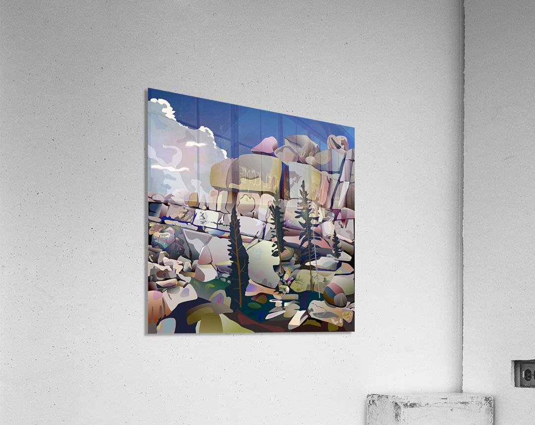 Earth Bound  Acrylic Print