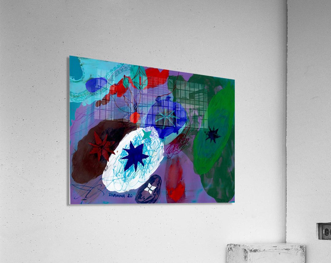 Stargazing  Acrylic Print