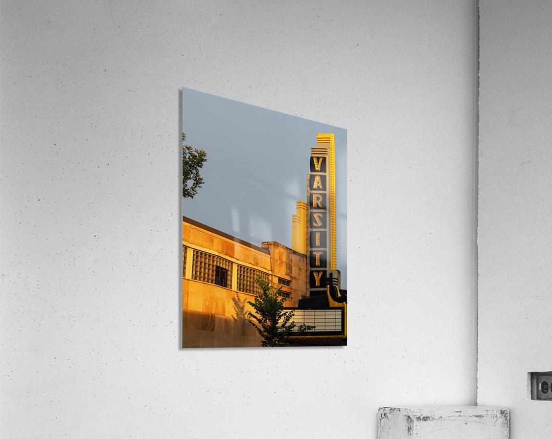 Varsity Theater   Acrylic Print