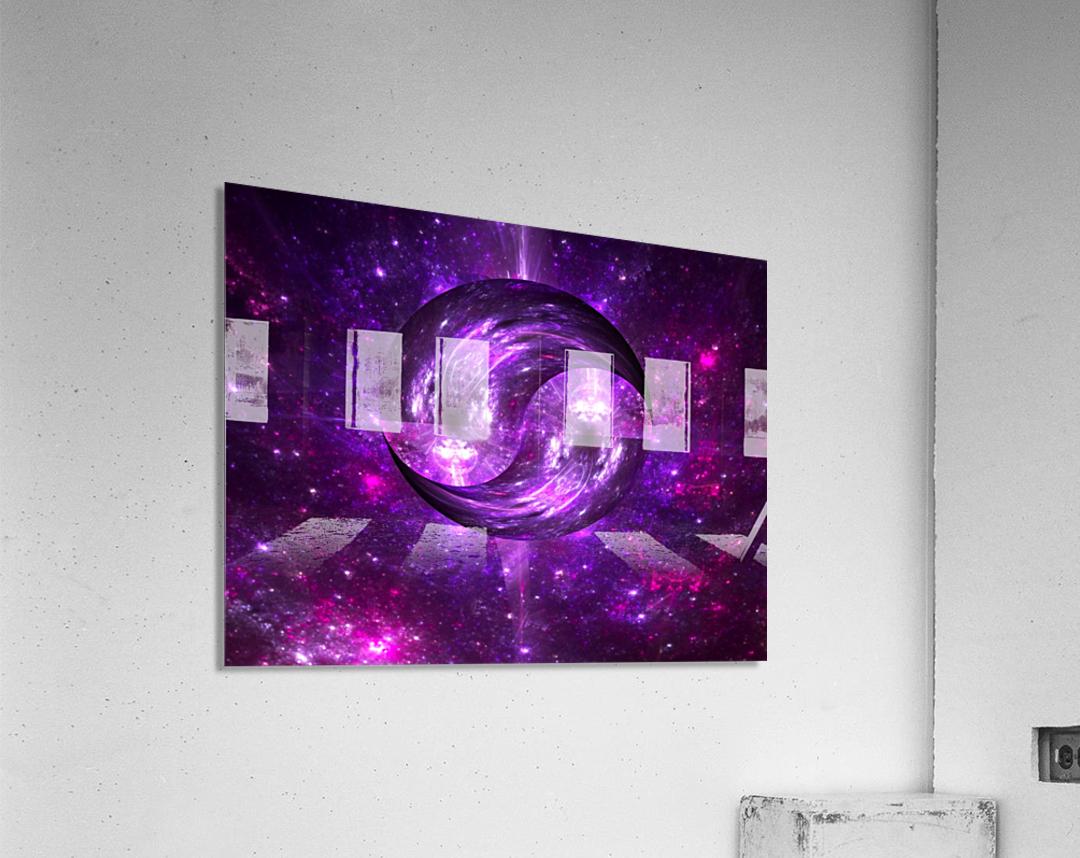 Unity 2  Acrylic Print