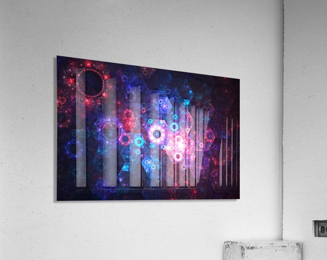 Mechanics  Acrylic Print