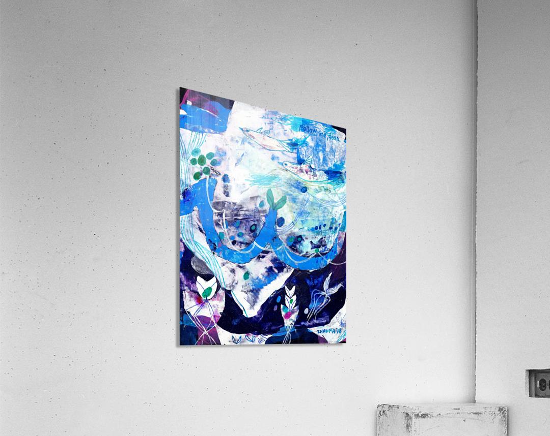 Follow Me  Acrylic Print