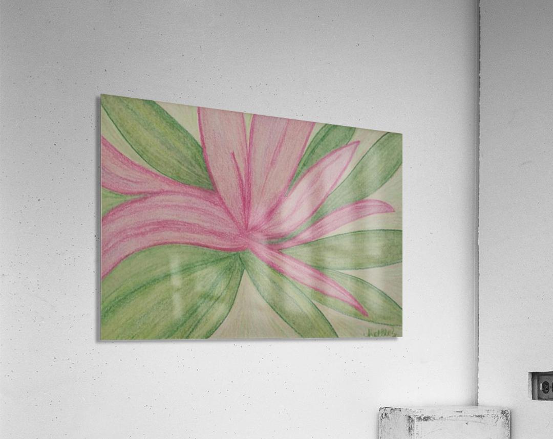 Tranquility  Acrylic Print