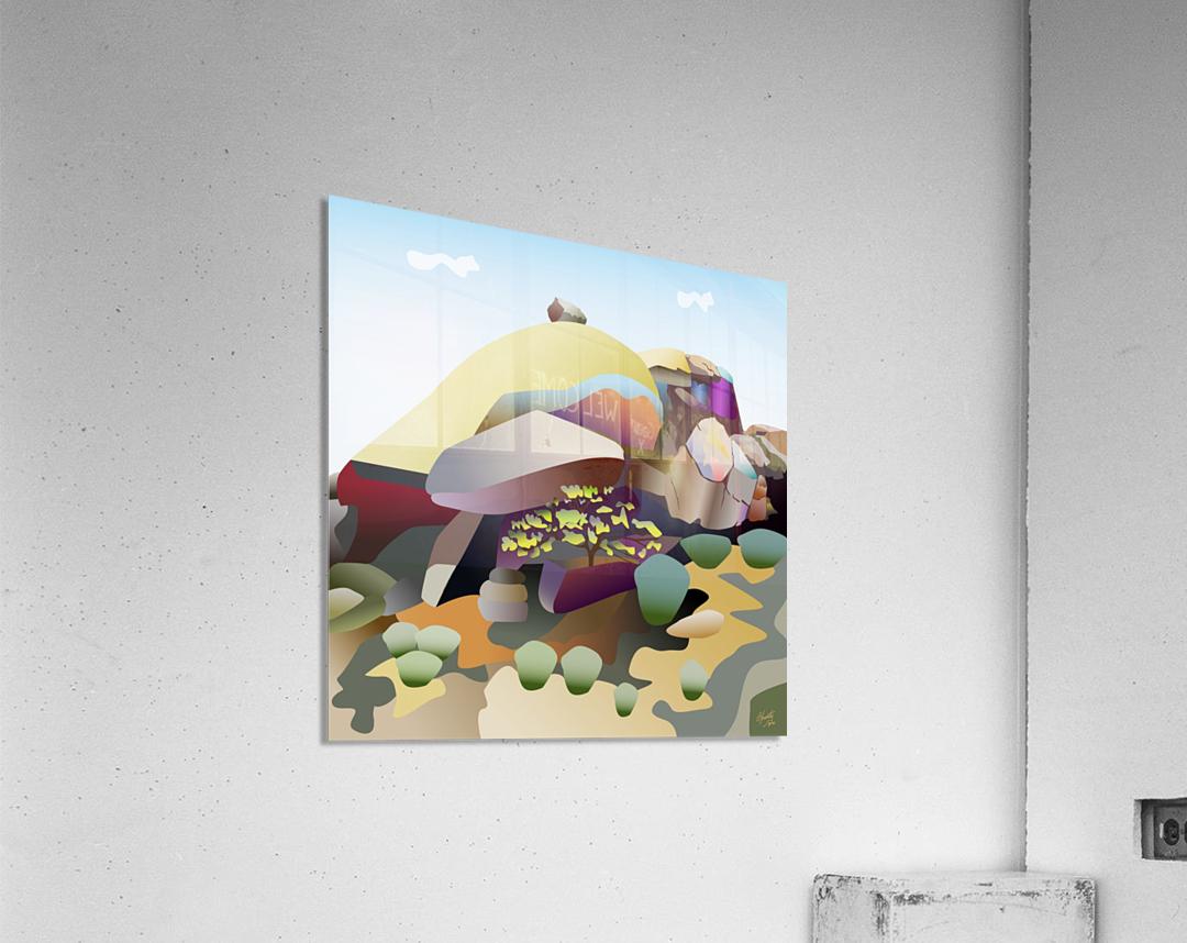 Curt Gowdy  Acrylic Print