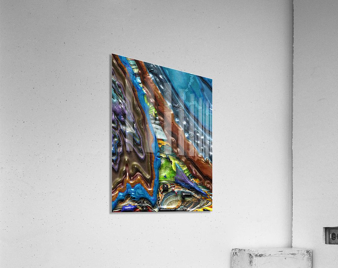 Troni  Acrylic Print